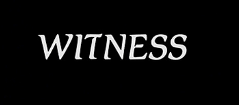 title Peter Weir Witness DVD Review